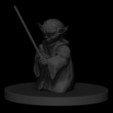 3D print model Yoda , Dipmuse