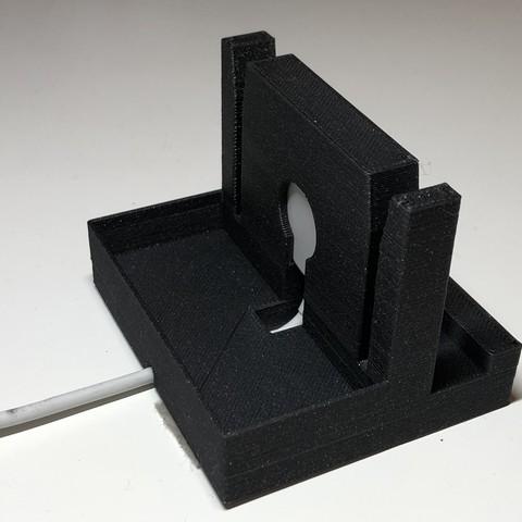IMG_2899.jpg Télécharger fichier STL gratuit Support de montre Apple • Objet pour imprimante 3D, LukasJandura