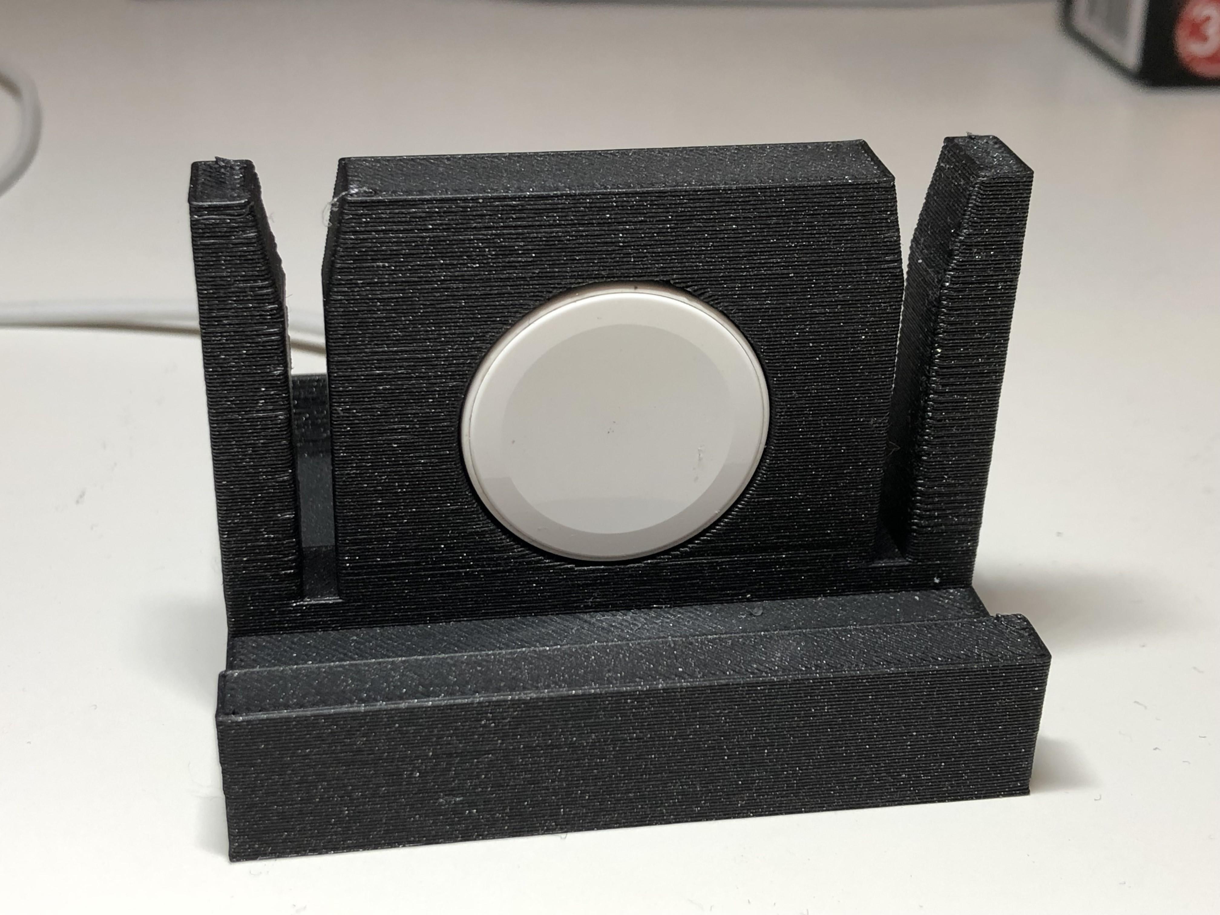 IMG_2898.jpg Télécharger fichier STL gratuit Support de montre Apple • Objet pour imprimante 3D, LukasJandura