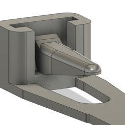 Precinto 4.PNG Download STL file Seal with release lever • 3D printable design, NicoCampagne