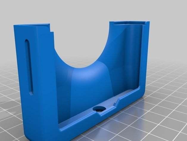 01f45e861e5ba4a9fe535c3d46fc417d_preview_featured.jpg Télécharger fichier STL gratuit Estuche, funda protectora Nokia Lumia 1020, con sistema articulado • Design pour imprimante 3D, saginau