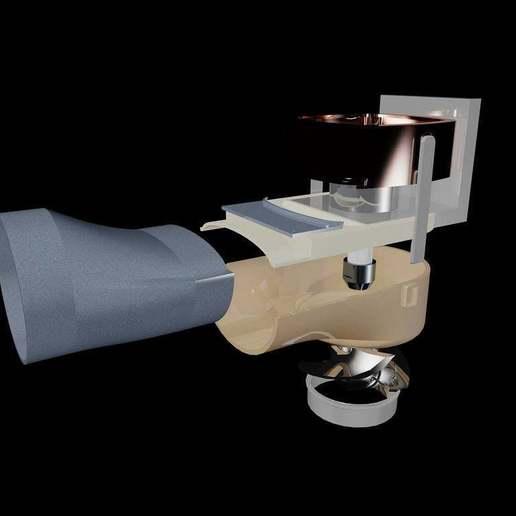 18358730_1895423624034437_5934506512653787549_o.jpg Download free STL file helice adaptable a mandril de router bosch (cnc) • 3D printable object, saginau