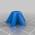 flor_x5_con_hueco.png Télécharger fichier STL gratuit mangeoire pour colibri • Modèle pour imprimante 3D, saginau