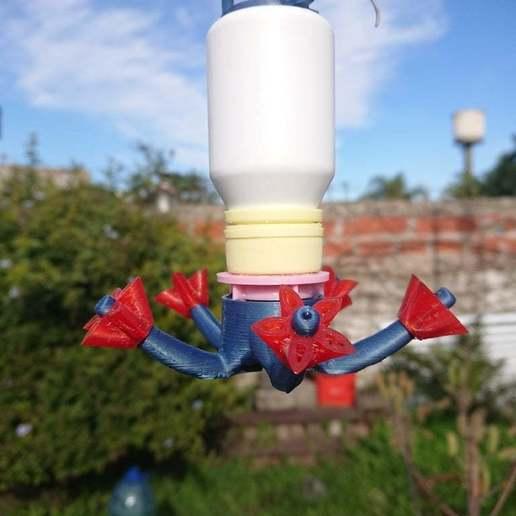 DSC_0202.JPG Télécharger fichier STL gratuit mangeoire pour colibri • Modèle pour imprimante 3D, saginau