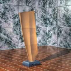 Télécharger fichier STL gratuit Prototype de trophée d'aviron • Design à imprimer en 3D, saginau