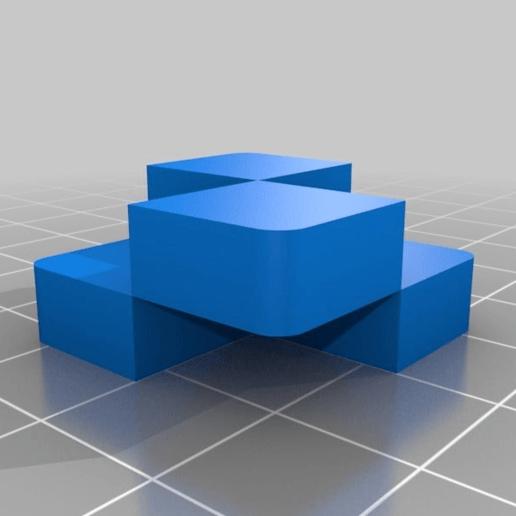 a072a1e48c820a14302337765557f60f.png Télécharger fichier STL gratuit Calibrage de l'extrudeuse double • Objet à imprimer en 3D, saginau