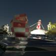 lavantando_el_faro.png Download free STL file Christmas scene ,Lighthouse - 3DBenchy • 3D printing object, saginau