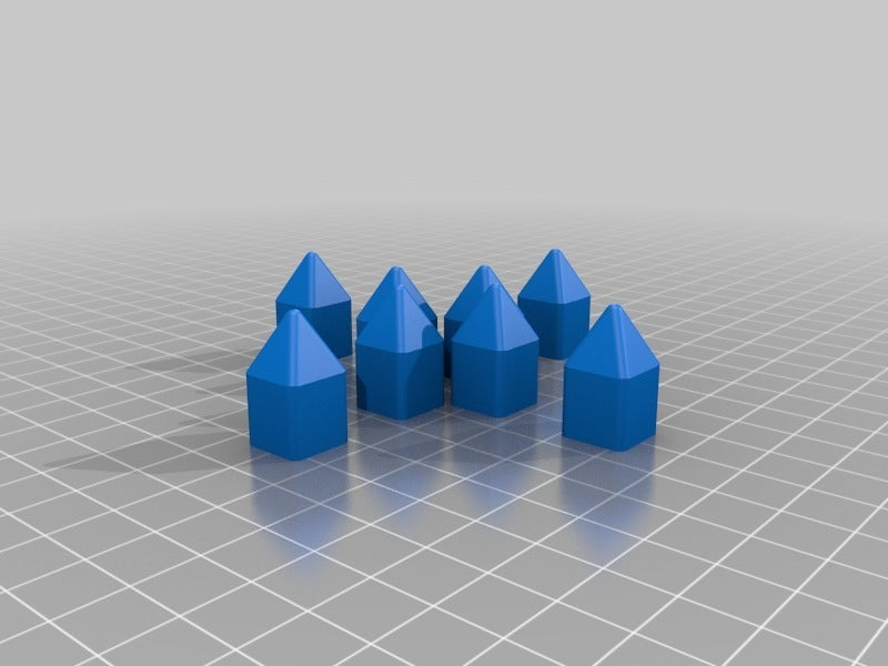 ec34a2f2b7c47bcb5716de95a56118d0.png Télécharger fichier STL gratuit Calibrage de l'extrudeuse double • Objet à imprimer en 3D, saginau