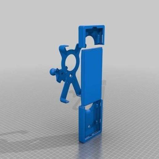 98db7a0709bfac1f14287e5acf86716f_preview_featured.jpg Télécharger fichier STL gratuit Estuche, funda protectora Nokia Lumia 1020, con sistema articulado • Design pour imprimante 3D, saginau