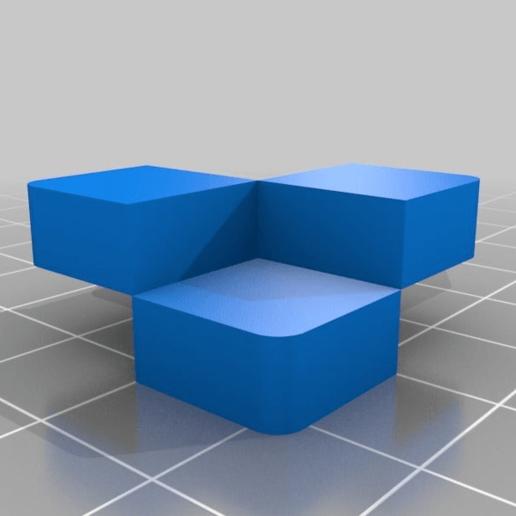 d74ae1210786b5b3a96ad3c7b108583b.png Télécharger fichier STL gratuit Calibrage de l'extrudeuse double • Objet à imprimer en 3D, saginau