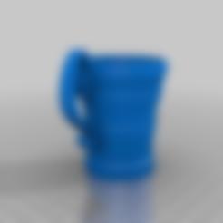Download free 3D printing designs Milk jug, saginau