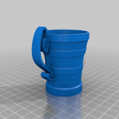 Download free 3D printing designs Milk jug, saginau