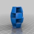 Télécharger fichier impression 3D gratuit Calibrage de l'extrudeuse double, saginau
