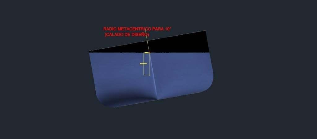 Radio_Metacentrico_Saghessi2.bmp.jpg Télécharger fichier STL gratuit Buque série 60 - Navire de la série 60 • Design pour impression 3D, saginau