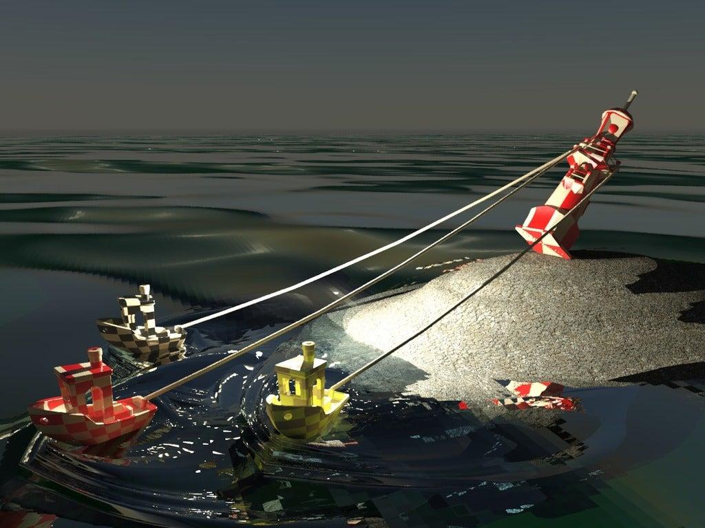 escena_nadidad_levantando_el_faro-Temp0024.png Download free STL file Christmas scene ,Lighthouse - 3DBenchy • 3D printing object, saginau