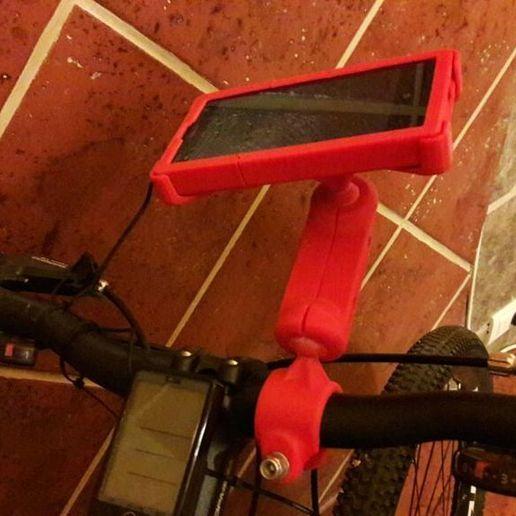 IMG-20170331-WA0013.jpg Télécharger fichier STL gratuit Estuche, funda protectora Nokia Lumia 1020, con sistema articulado • Design pour imprimante 3D, saginau
