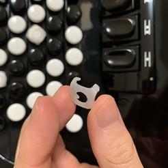IMG_1003.jpg Download free STL file Accordion button cap • Template to 3D print, GabrielYun
