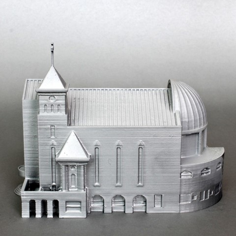 Download free 3D printer designs Suseo Cathedral ・ Cults