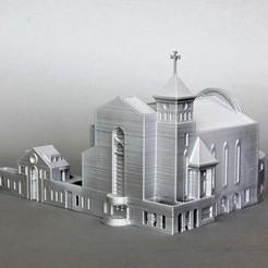 Imprimir en 3D gratis Catedral de Suseo, GabrielYun