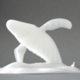 Download free STL file Big Whale Jumping • 3D print design, GabrielYun