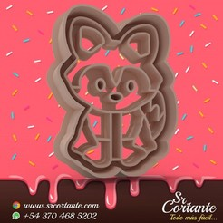 Download 3D printing models THEME THE LITTLE PRINCE COOKIE CUTTER - COOKIE CUTTER, SrCortante
