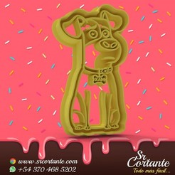 Download 3D printer files COOKIE CUTTER THEME, SrCortante