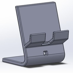 Download free 3D printer files tablet holder, Michael_moi