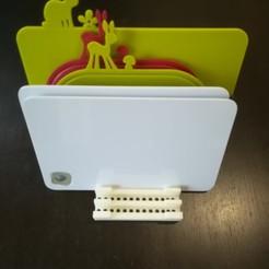 Free 3D printer model drainer drip board breadboard-breadboard drainer, Michael_moi