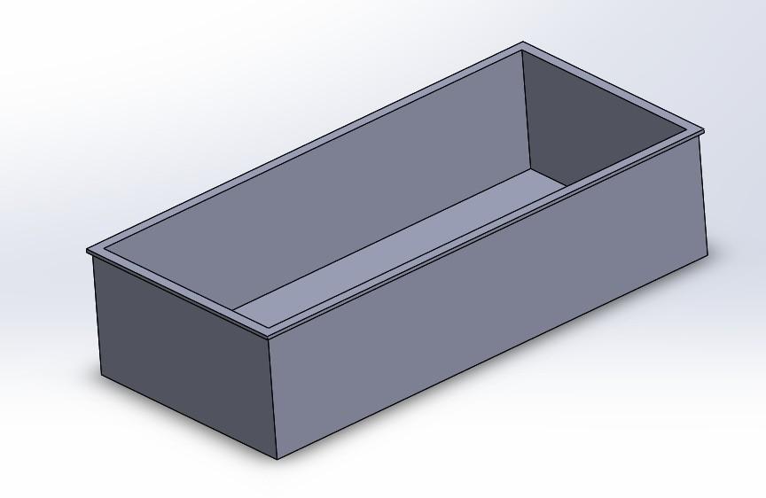 box.jpg Download free STL file Box with sliding lid • 3D printer object, Michael_moi