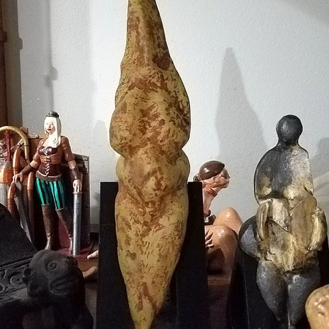 Fichier imprimante 3D Vénus de Savignano Figurine Féminine Scan Haute Résolution, Anthrobones
