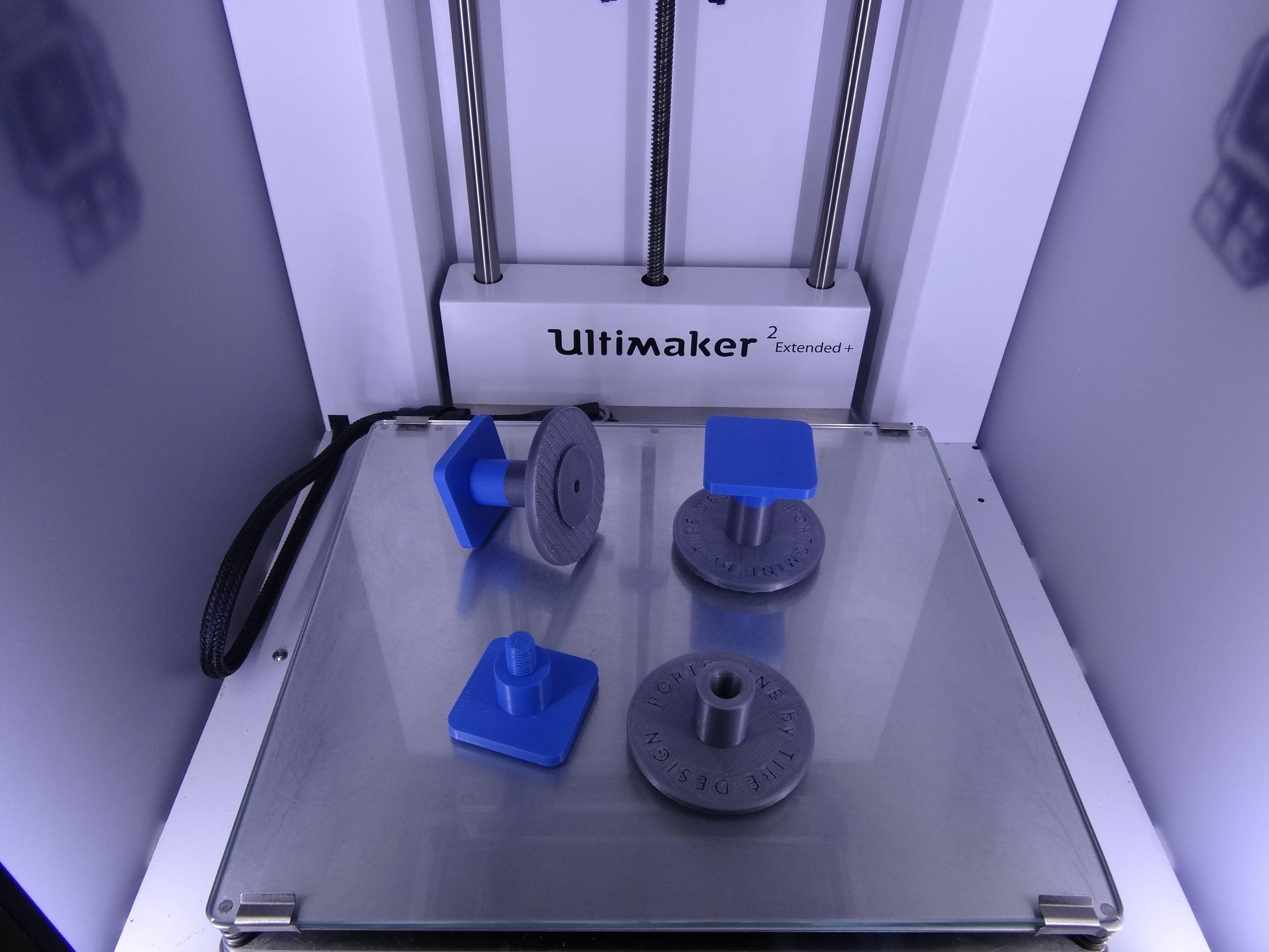 DSC06250.JPG Download STL file Portomine butterfly hook • 3D printing design, Tibe-Design