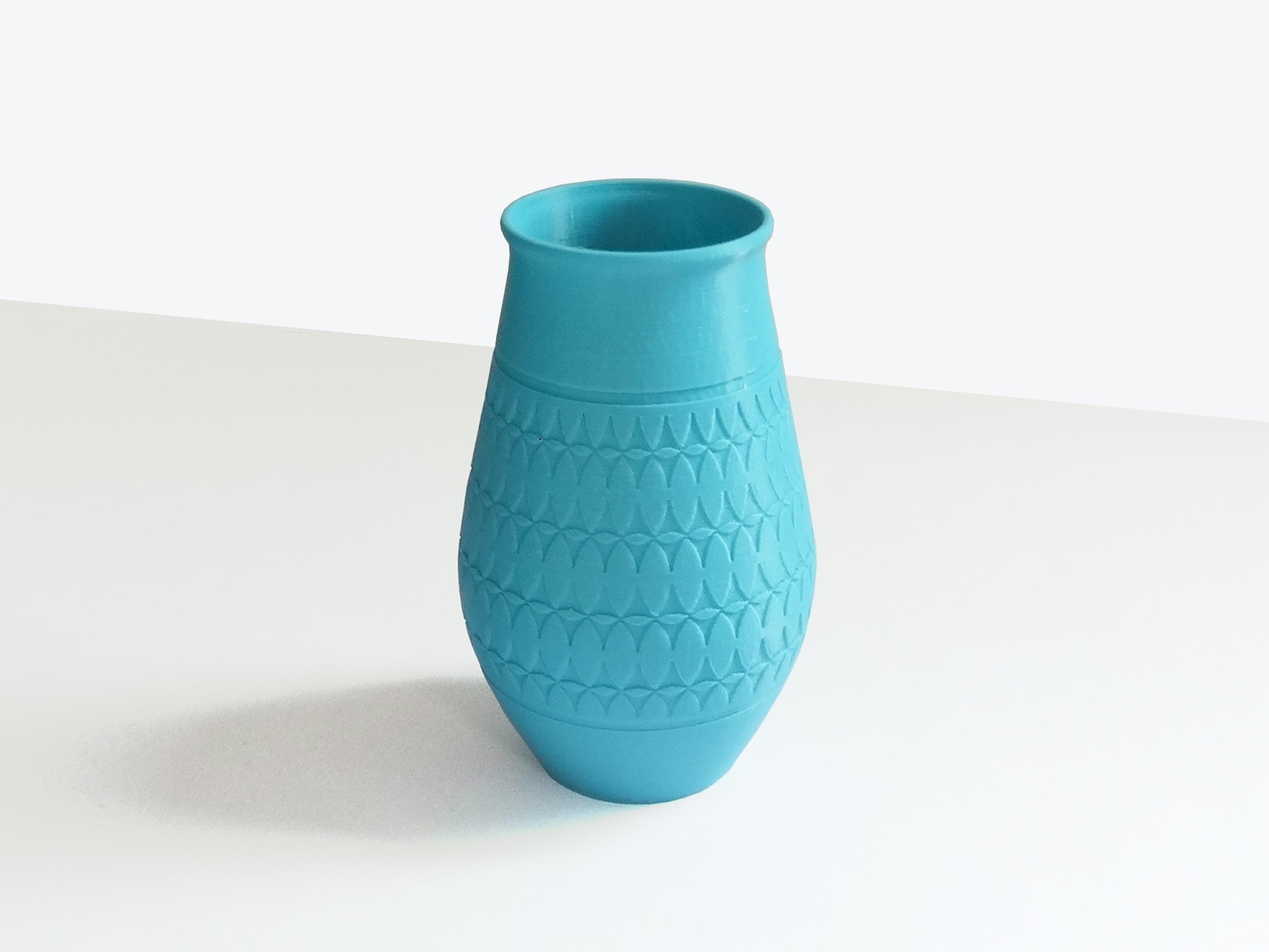 vase_modelie_int03.jpg Download STL file Vase Model • 3D printable design, Tibe-Design