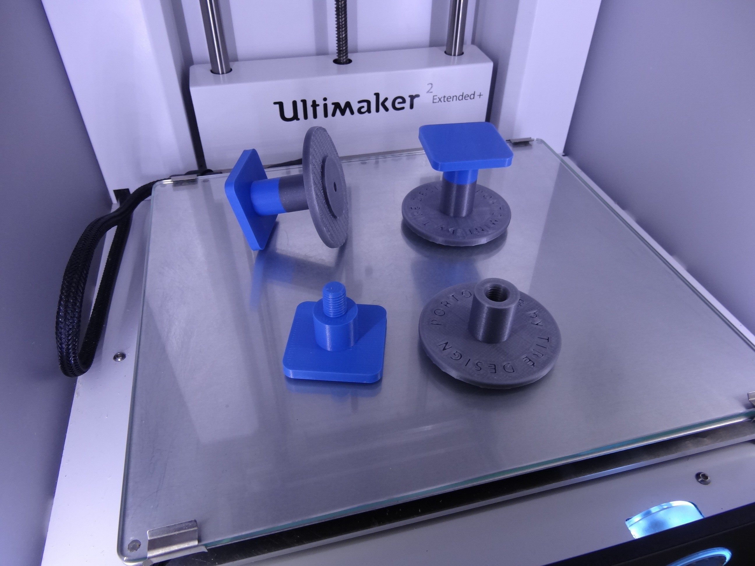 DSC06251.JPG Download free STL file Portomine lozenge hook • 3D print template, Tibe-Design