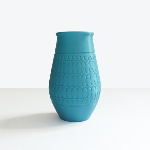 vase_modelie_int02.jpg Download STL file Vase Model • 3D printable design, Tibe-Design