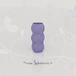 Descargar archivo 3D jarrón Sphéricar, Tibe-Design