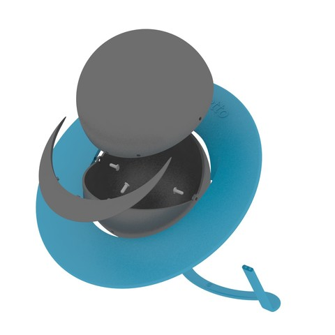 sucriere_saturnetto_decompo01.jpg Download STL file Sweet • 3D print model, Tibe-Design