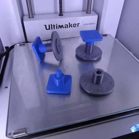 DSC06251.JPG Download STL file Portomine Liberty mirror & coat hooks • Model to 3D print, Tibe-Design