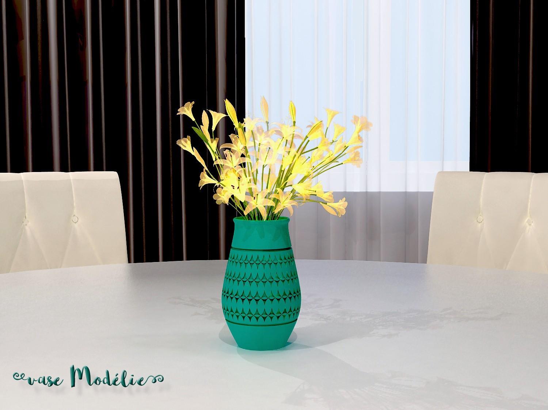 vase_modelie_int01.jpg Download STL file Vase Model • 3D printable design, Tibe-Design