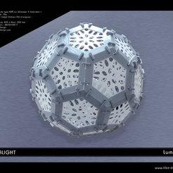 STL Hedralight Lighting, Tibe-Design