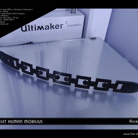 Télécharger fichier impression 3D gratuit Bracelet HM, Tibe-Design