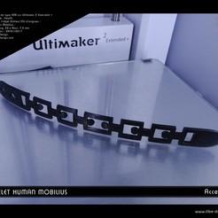 Descargar STL gratis pulsera HM, Tibe-Design