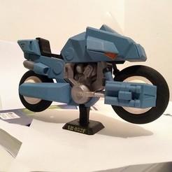 Télécharger modèle 3D VR-052-F / Cyclone Mospeada Robotech, Nico_3D