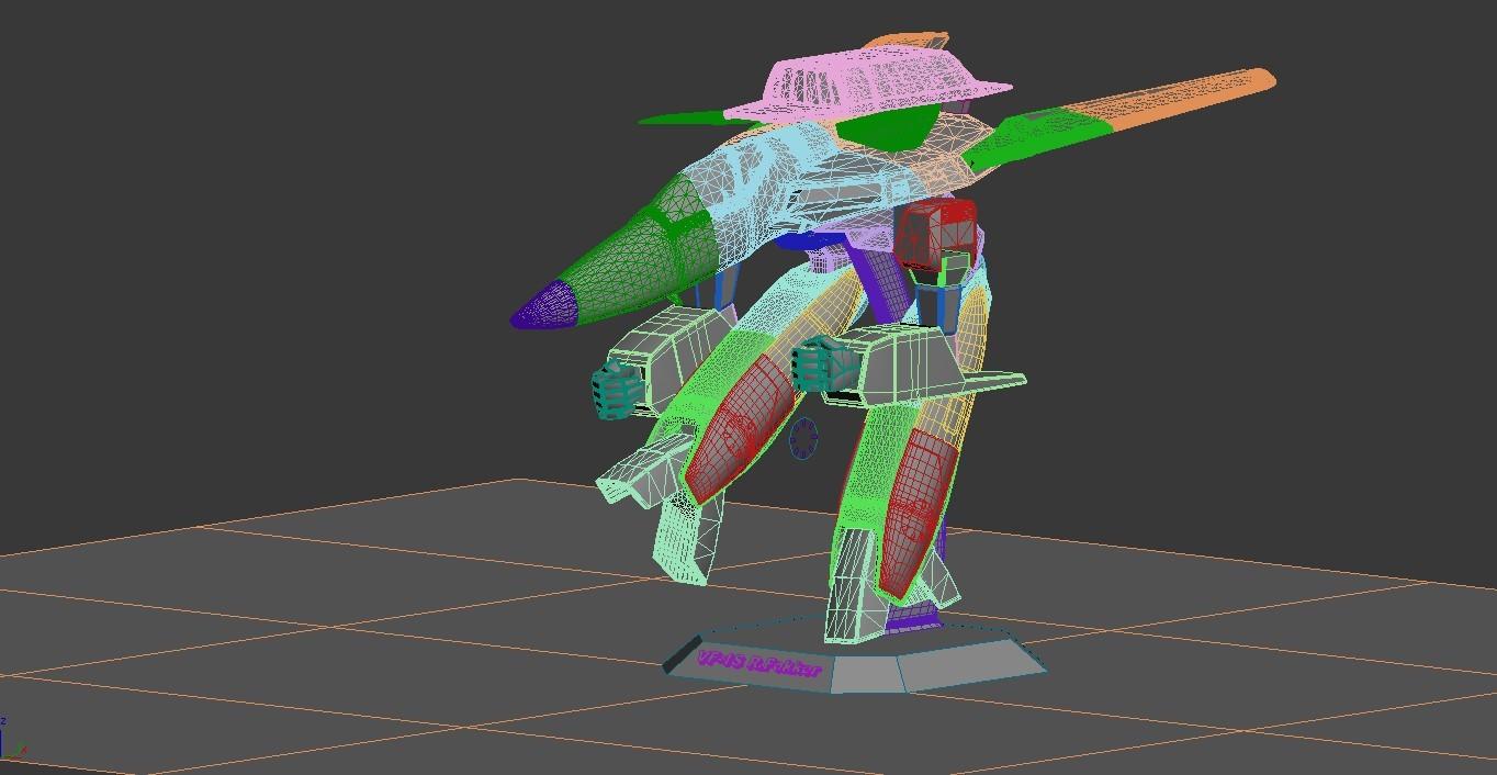 8.jpg Download STL file VF1 • 3D print design, Nico_3D