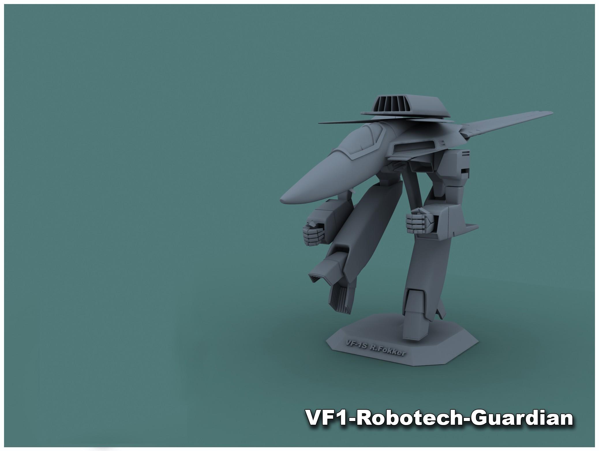 foto.jpg Download STL file VF1 • 3D print design, Nico_3D