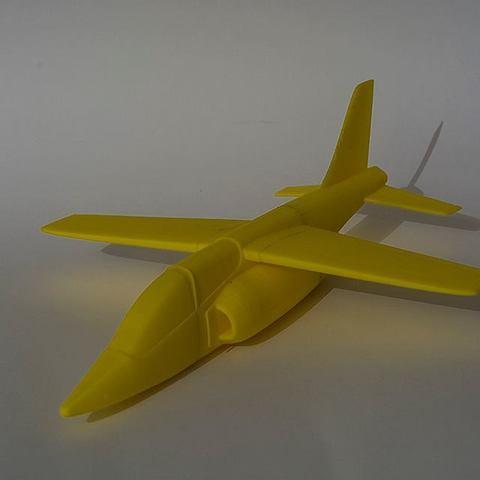 32690322_1924510787580930_6716431146944561152_n.jpg Download STL file IA-63 Pampa • 3D print object, Nico_3D