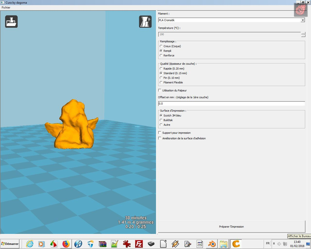 ange.jpg Download free STL file angel • Object to 3D print, albino