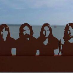 Télécharger fichier STL gratuit Pink Floyd, albino