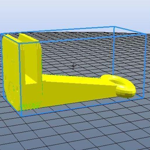 Guide fil pour imprimante I3 prusa.JPG Télécharger fichier STL gratuit Guide fil pour imprimante Prusa I3  • Objet pour impression 3D, CE_FABLAB_FREE_WORK_EXCHANGE
