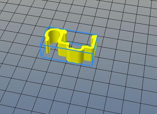 Clip cable.JPG Télécharger fichier STL gratuit Clip cable rail alu 20x20  • Design pour imprimante 3D, CE_FABLAB_FREE_WORK_EXCHANGE