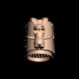 Lapin cretin 1 verre .png Download free STL file Glass for draining toothbrushes Rabbid rabbit • 3D printing design, CE_FABLAB_FREE_WORK_EXCHANGE